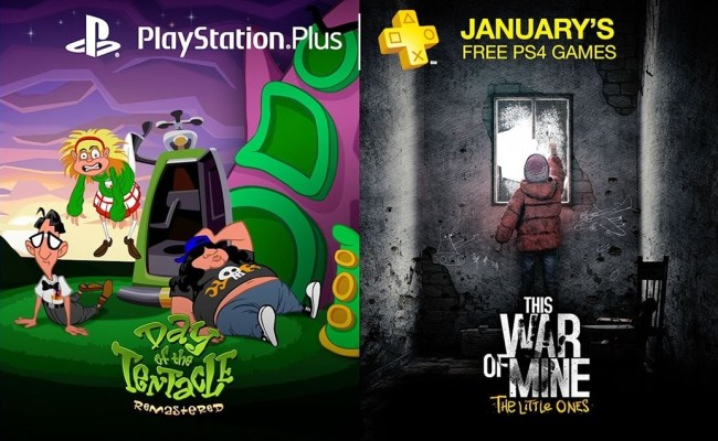 Playstation Plus Free Games January 2017 List