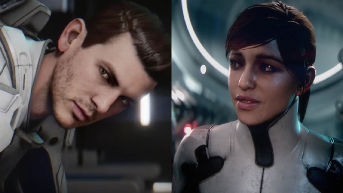 Mass Effect Andromeda Characters New Information