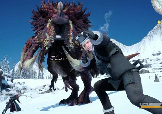 Final Fantasy XV Episode Prompto Story Trailer Has Some