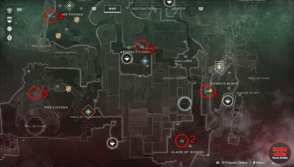 Where To Find All Lost Sectors In Destiny 2: Forsaken