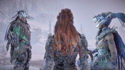 Mejores trajes de DLC de Frozen Wilds