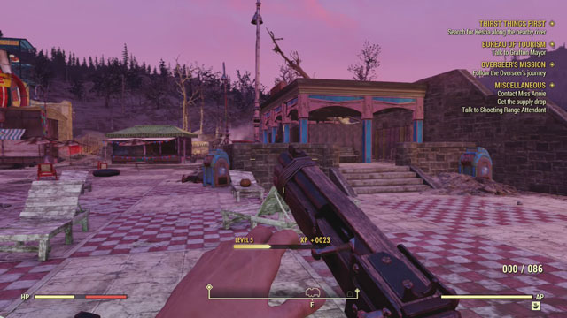 Fallout 76 Forest Treasure Map Locations Where To Find Buried Treasure