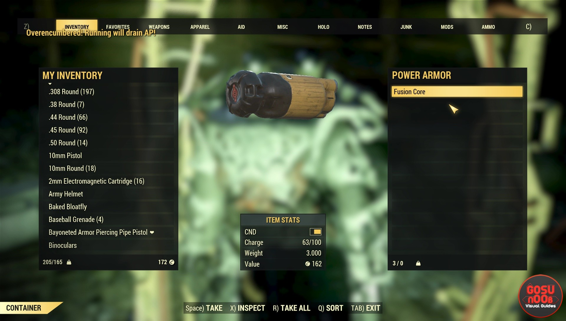 Fallout 76 Fusion Core Locations How To Get