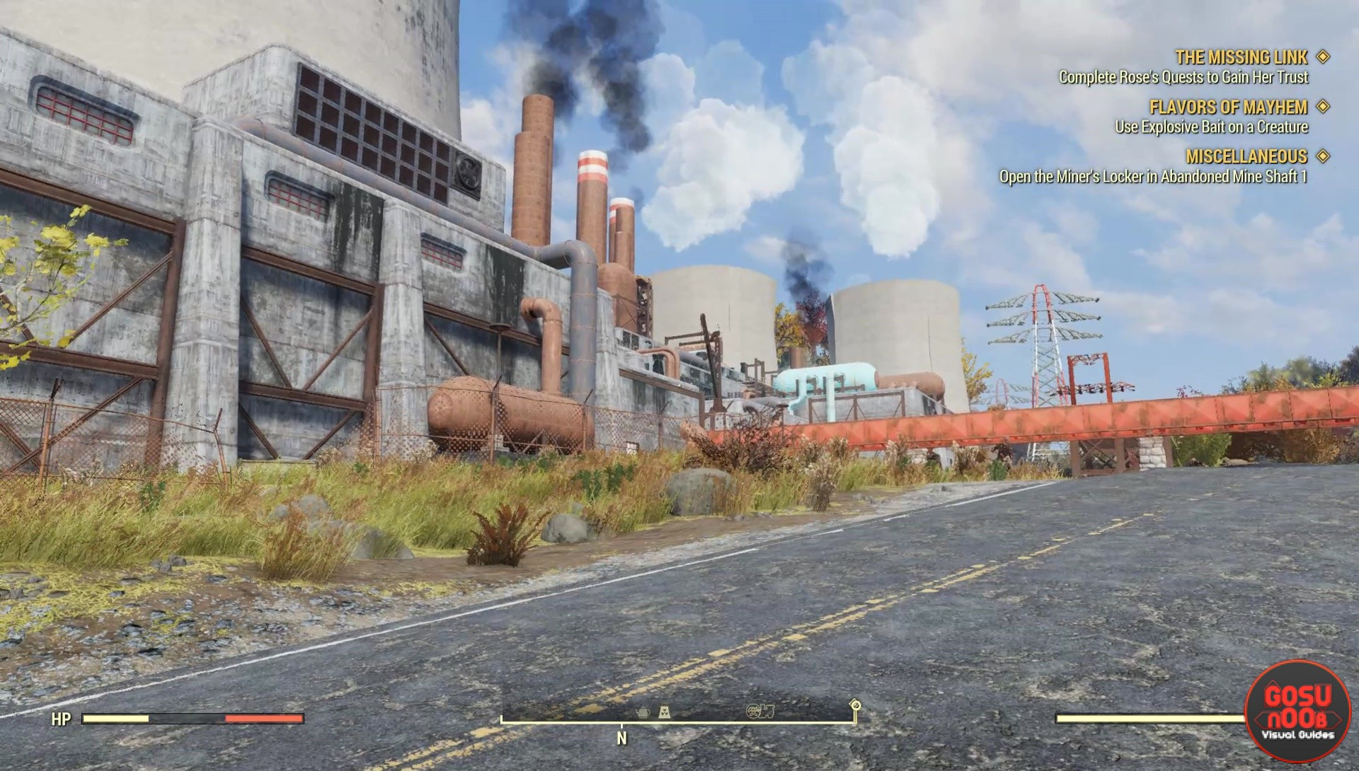 Fallout 76 Powering Up Poseidon Event How To Repair