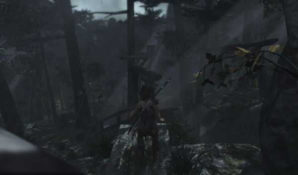 Tomb Raider Coastal Forest Treasure Map - Year of Clean Water