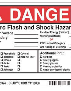 All calculations and data on the label must be documented to support information shall reviewed for accuracy at intervals not also electrical safety standards in workplace nfpa  grainger rh