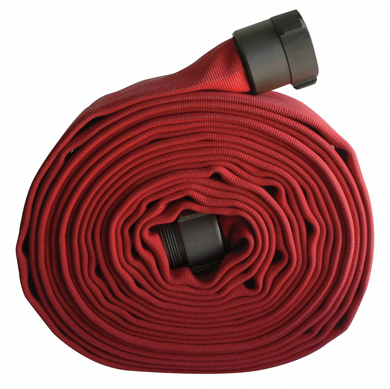 ARMORED TEXTILES Supply Line Fire Hose, Double Jacket, 5