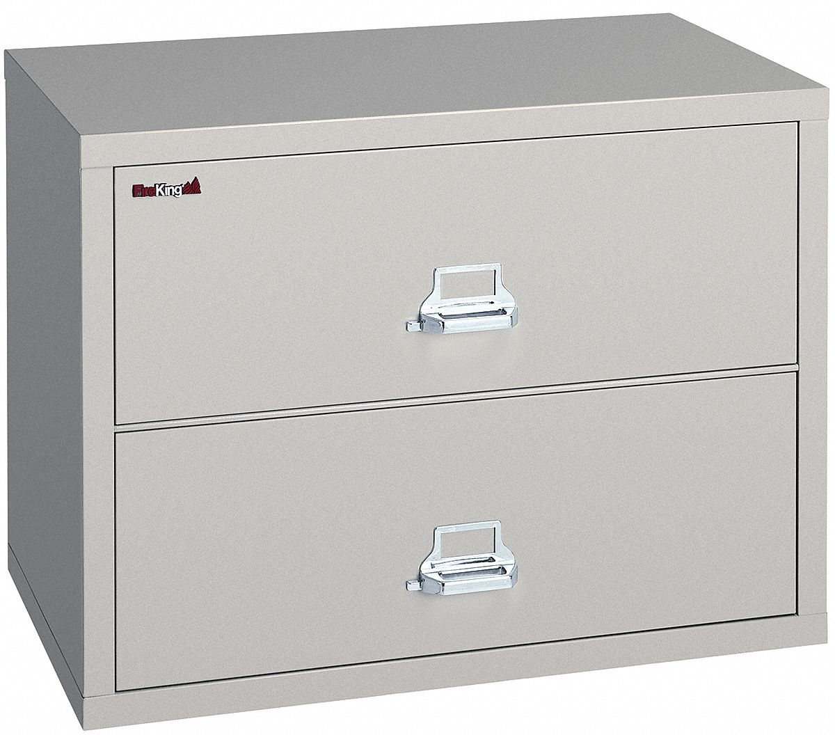 Lateral File 2 Drawer 31 3 16 In W