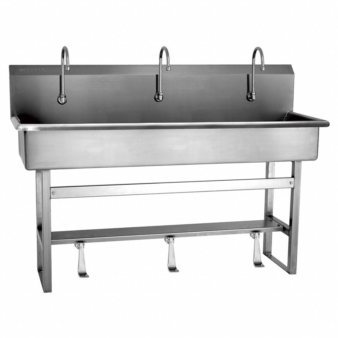 commercial sinks and wash fountains