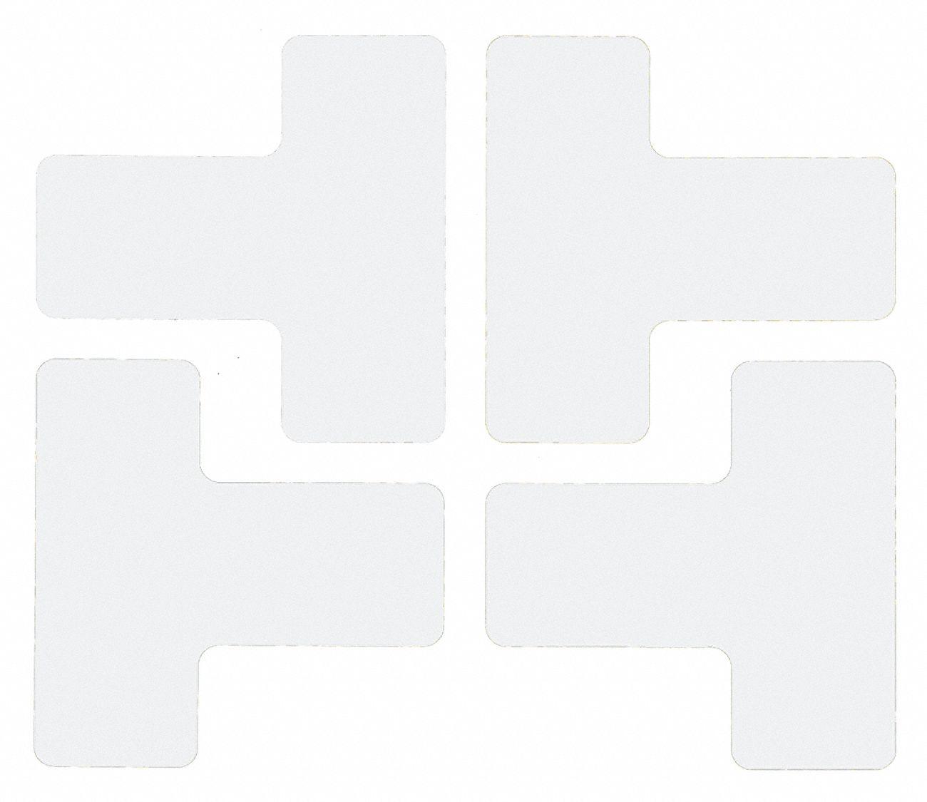 BRADY Floor Marking Tape, Solid, T, 2