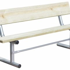 Ergonomic Chair Grainger Hanging Metal Stand Approved Outdoor Bench 72 In L Woodtone