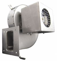 PACKARD Induced Draft Furnace Blower, 115V - 14C431|82590 ...