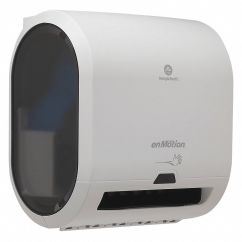 Automatic Paper Towel Dispenser For Kitchen Portable Enmotion Impulse Proprietary Hardwound White 15f495 59437a Grainger
