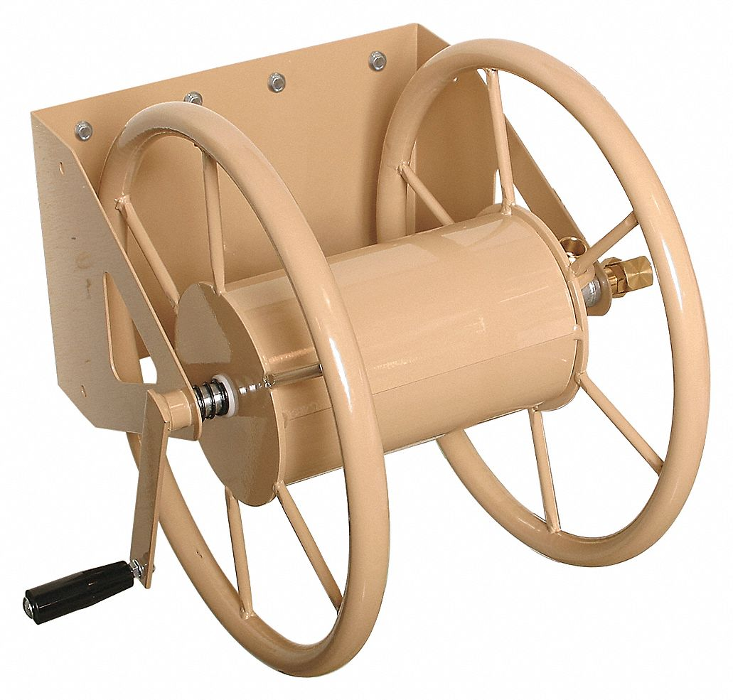 LIBERTY WALL MOUNT HOSE REEL,STEEL,15