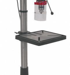 jet 1 1 2 motor hp floor drill press belt drive type 20 swing 115 230 voltage 18f196 354170 grainger [ 828 x 1800 Pixel ]