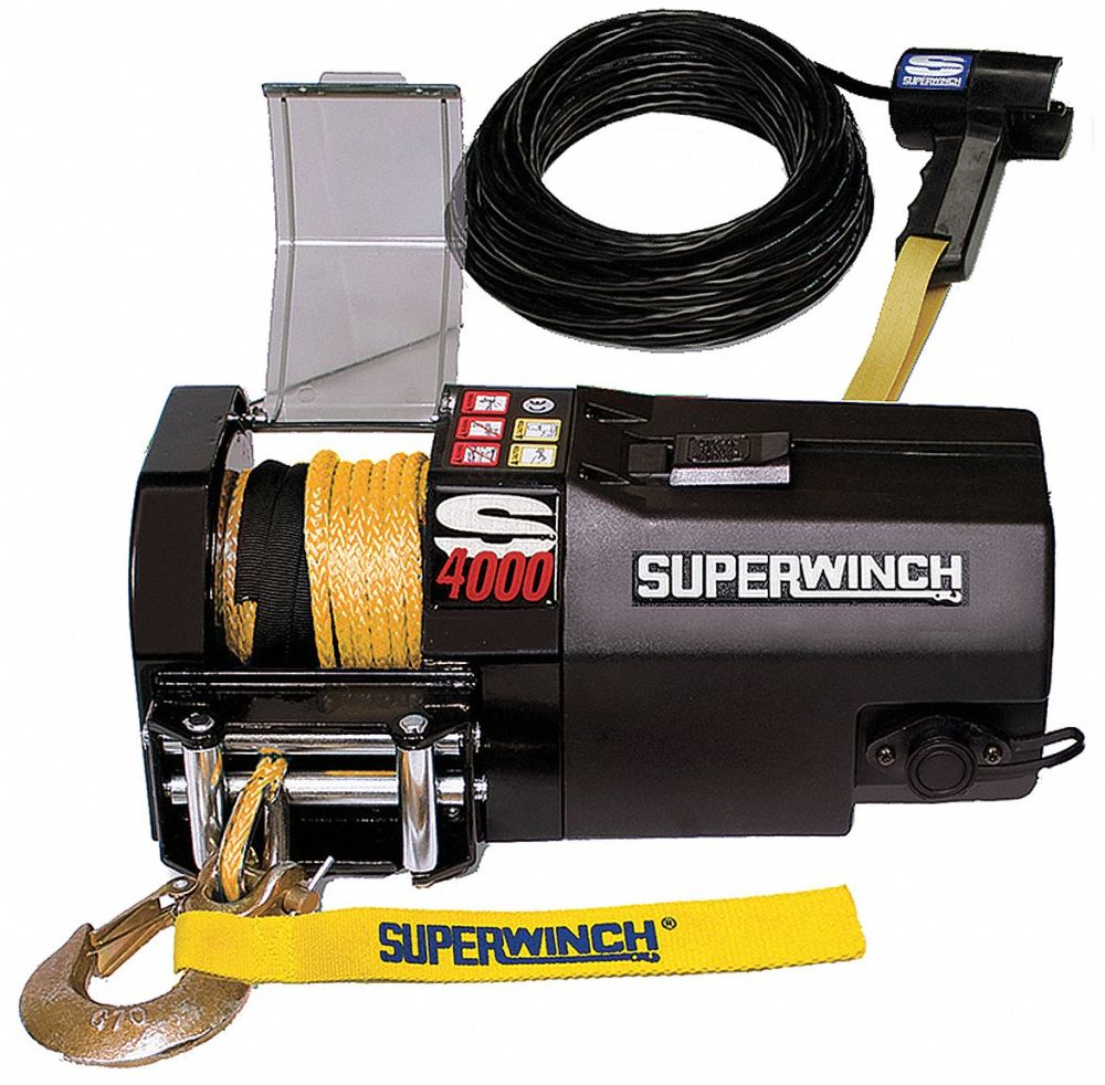 medium resolution of superwinch s4000 winch wiring diagram