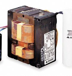 advance high pressure sodium hid ballast kit 400 max lamp watts 480 v pulse ballast start type 6v762 71a8443 001d grainger [ 1072 x 743 Pixel ]