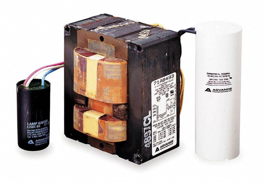 medium resolution of advance high pressure sodium hid ballast kit 400 max lamp watts 480 v pulse ballast start type 6v762 71a8443 001d grainger