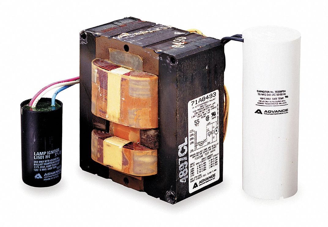 hight resolution of advance high pressure sodium hid ballast kit 400 max lamp watts 480 v pulse ballast start type 6v762 71a8443 001d grainger
