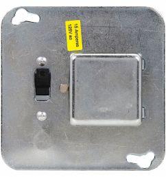 eaton bussmann plug fuse box cover unit 4 square box type 15 amps ac 125vac voltage 1dl58 ssy grainger [ 1120 x 1125 Pixel ]