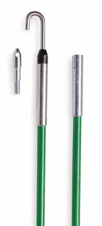 GREENLEE Fish Stick, 4 ft to 12 ft, Fiberglass - 1ED74|540 ...
