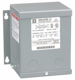 square d 500va buck boost transformer input voltage 120vac 240vac output voltage 12vac 24vac 1h275 500sv43b grainger [ 1025 x 1125 Pixel ]