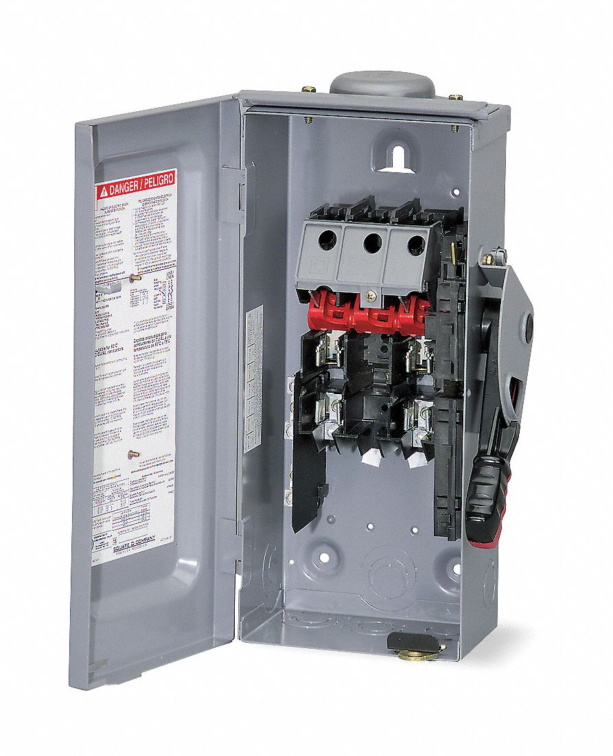 3 Pole Transfer Switch Wiring Diagram Square D Safety Switch 3r Nema Enclosure Type 200 Amps