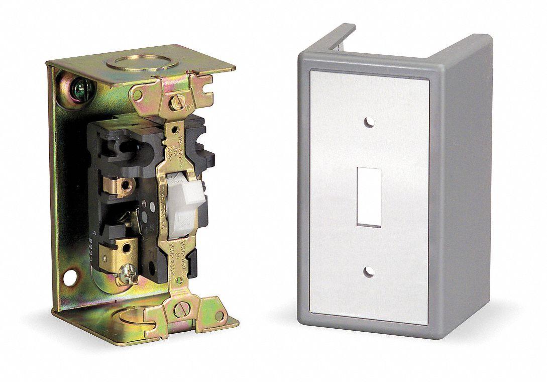 Manual Motor Starter Switch