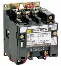 square d 208vac nema magnetic contactor no of poles 2 reversing no 45 full load amps 2mna5 8502sdo1v08 grainger [ 858 x 938 Pixel ]
