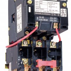 120v Wiring Diagram 2010 Ford F150 Stereo Square D Magnetic Motor Starter,nema,120v,3p,18a - 1h491|8536sbo2v02s Grainger