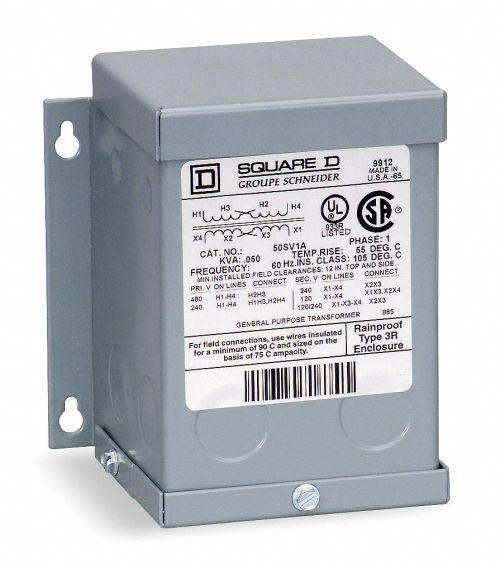 small resolution of square d 3kva three phase transformer input voltage 480vac delta 1h725 3t2f