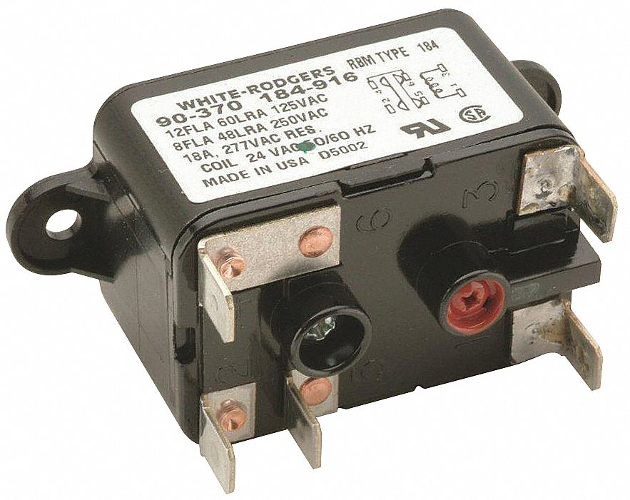 Ac Relay Switch Circuit