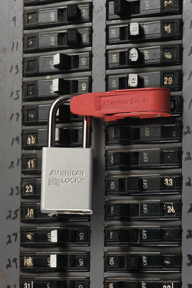 hight resolution of circuit breaker lockouts electrical lockouts grainger industrial supply