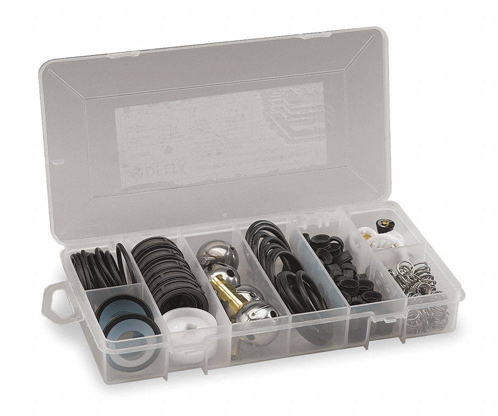 faucet repair kit fits brand delta