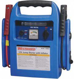 westward handheld portable 12v portable power source boosting for agm 1ymn2 1ymn2  [ 881 x 1007 Pixel ]