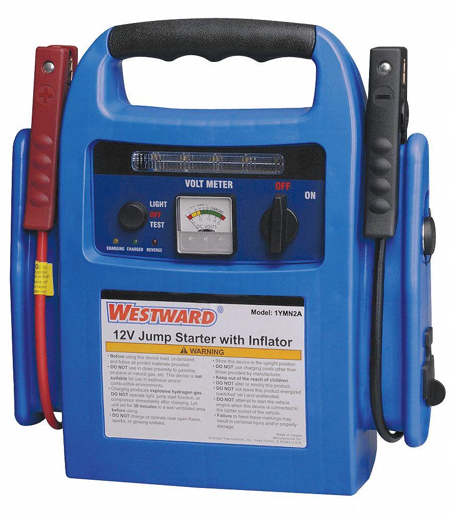medium resolution of westward handheld portable 12v portable power source boosting for agm 1ymn2 1ymn2