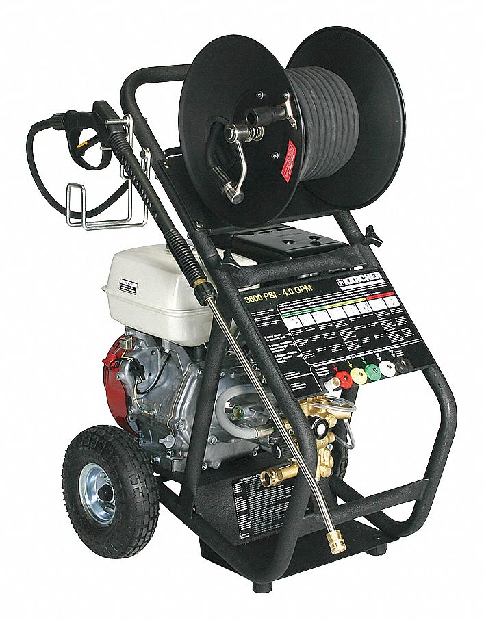 KARCHER Industrial Duty 3300 Psi And Greater Gas Cart