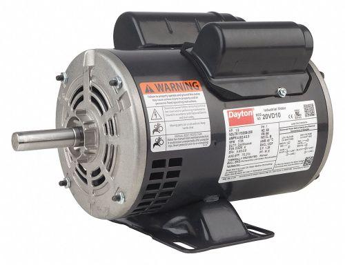 small resolution of dayton 3 4 hp general purpose motor capacitor start run 1725 nameplate rpm voltage 115 208 230 frame 56 31tr72 31tr72 grainger