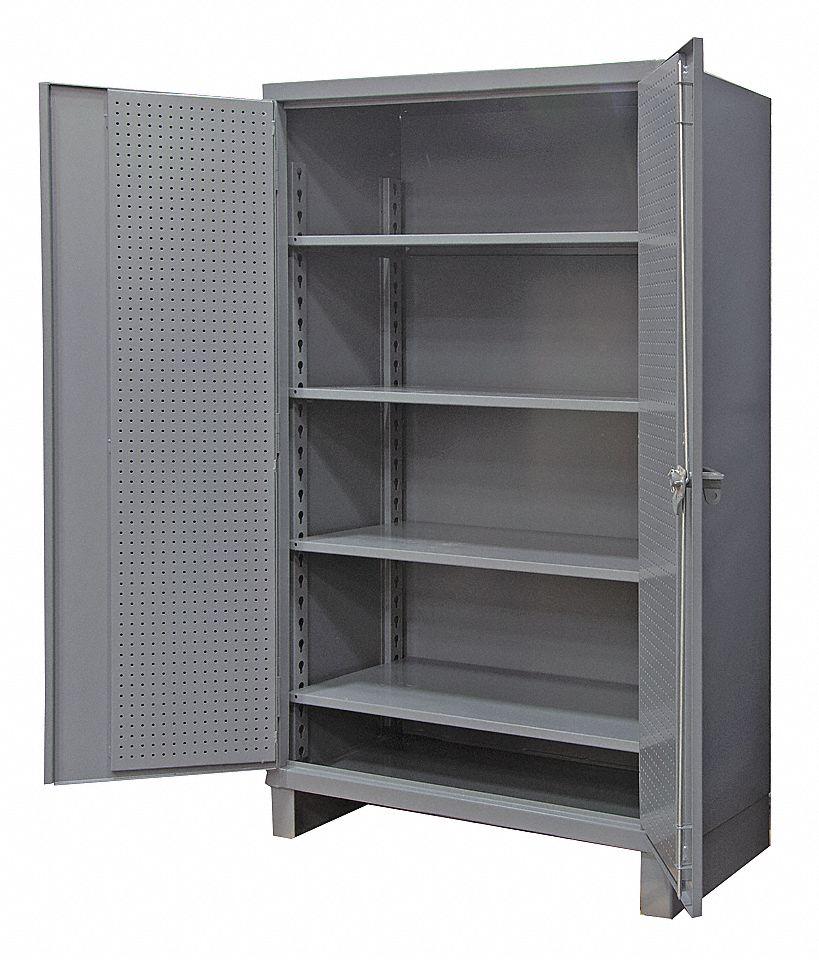 armoire rangement 24x48x78 4 tabl