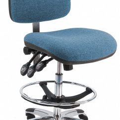Ergonomic Chair Grainger John Lewis Loose Covers Benchpro Fabric With 21