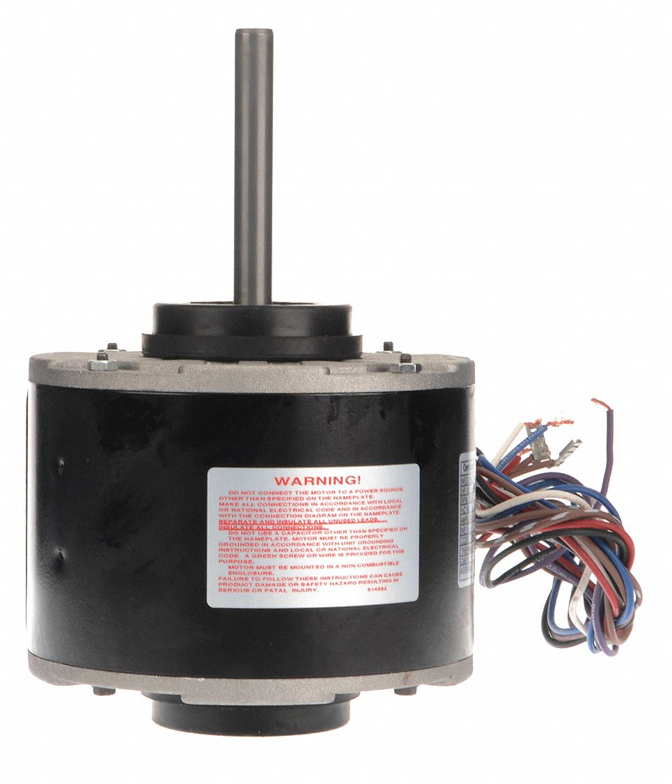 hight resolution of century 1 6 hp direct drive blower motor permanent split capacitor 1050 nameplate rpm 115 208 230 voltage 2cdu1 494b grainger
