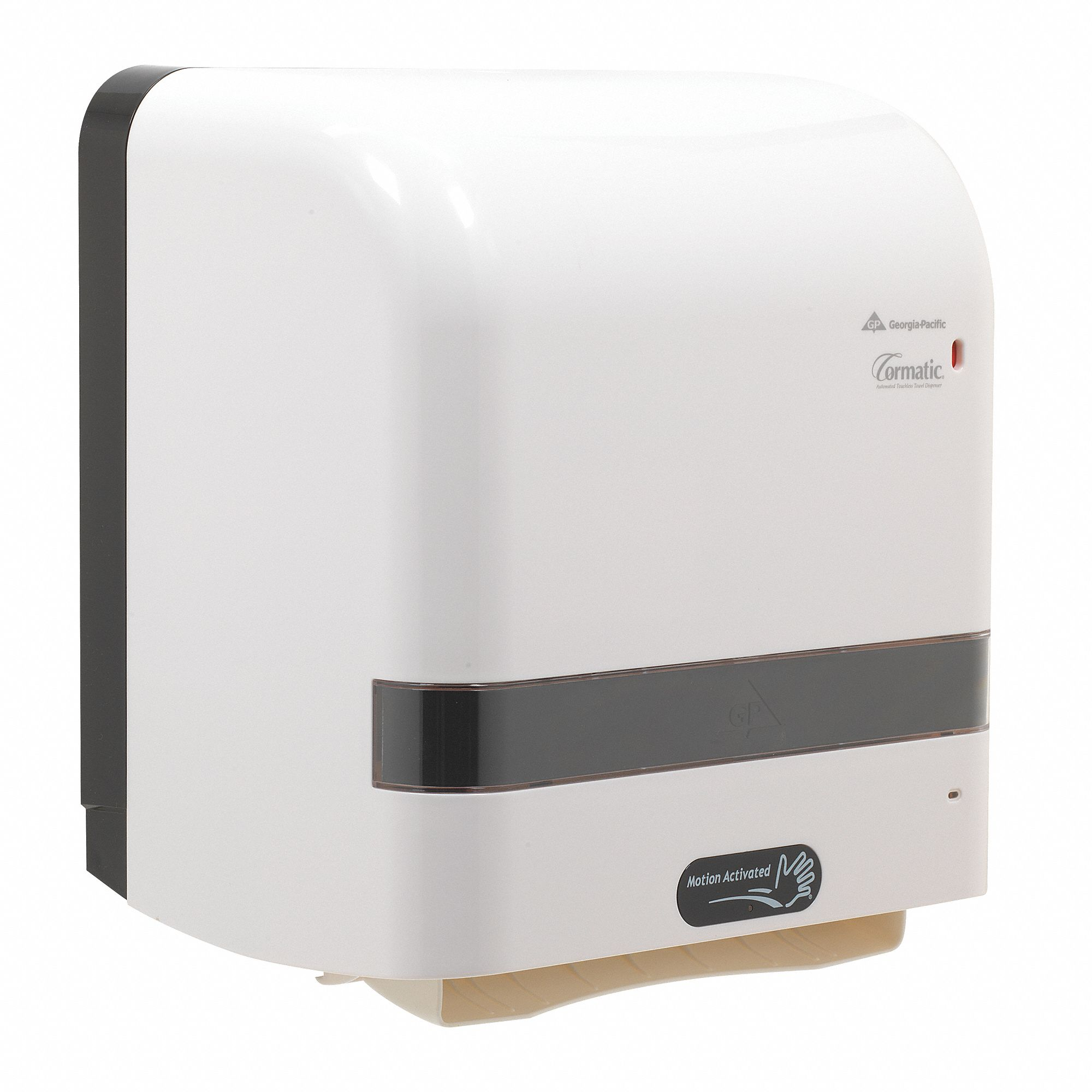 automatic paper towel dispenser for kitchen stove with griddle georgia pacific cormatic proprietary hardwound white 2gxa1 ads200k grainger