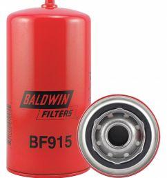 baldwin filters fuel filter spin on filter design 2kyp5 bf915 grainger [ 978 x 1125 Pixel ]