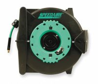 SPEEDAIRE HOSE REEL,SPRING RETURN,3/8 IN IDX5 - Spring ...
