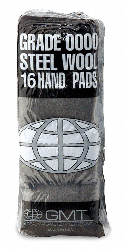 0000 Steel Wool Grit