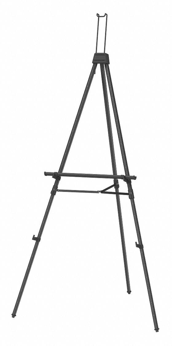 QUARTET Easel, Aluminum Frame Material, 66