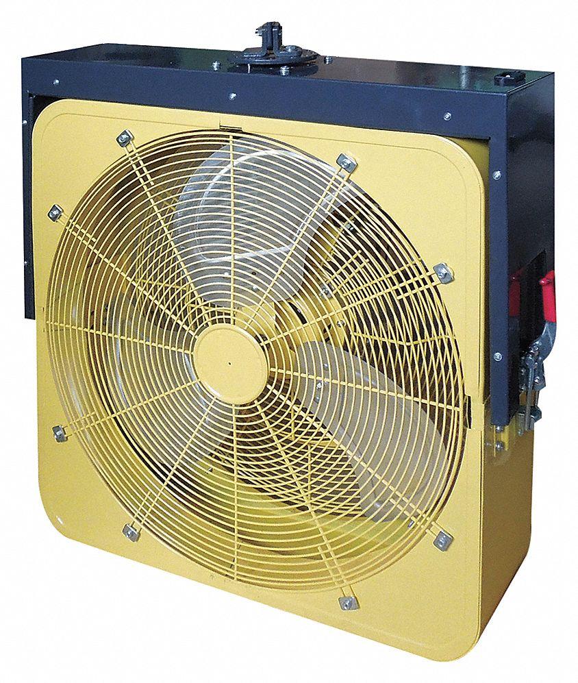dayton industrial box fan 20 in. bracket