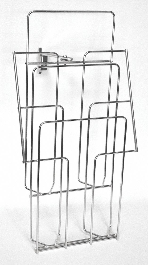 TRESTON Steel Documents Holder, Hanging Mounting Type