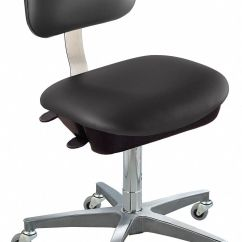 Ergonomic Chair Grainger Executive Revolving Price In India Biofit Upholstered Vinyl With 17 To 22 Seat Height Range And 300 Lb