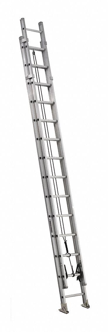 28 ft aluminum extension